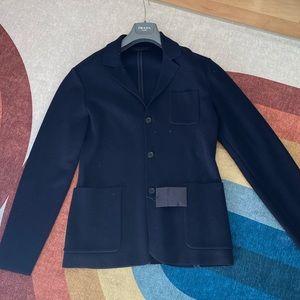 BNWT Prada 100% Wool Blazer / Sweater